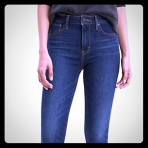 Levi's ⚡️BNWT⚡️ 721 Shaping Skinny Jeans
